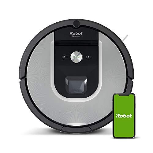 ルンバ 961 ロボット掃除機 アイロボット カメラセンサー カーペット 畳 段差乗り越え wifi対応 自動充電・運転再開 吸引力 マッピング R9…