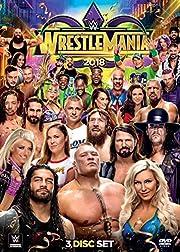 WWE: WrestleMania 2018 de Wwe