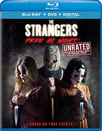 The Strangers: Prey at Night  DVD