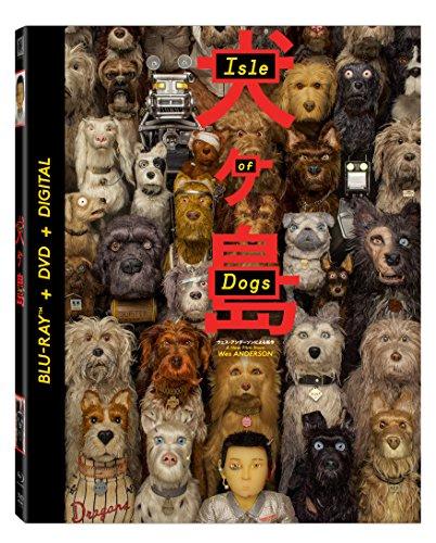 Isle of Dogs [Blu-ray] DVD