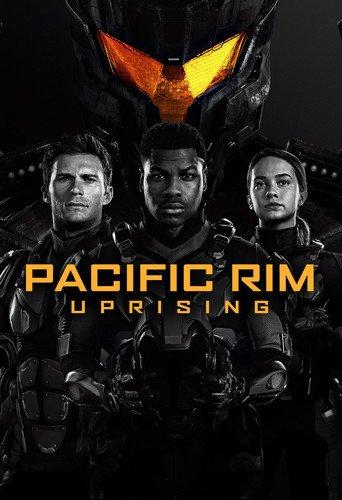 Pacific Rim Uprising DVD
