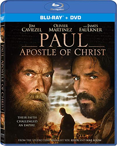Paul, Apostle of Christ Blu-ray
