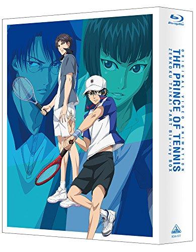 【早期購入特典あり】 テニスの王子様 OVA 全国大会篇 Blu-ray BOX (BOXイラスト使用イラストシート付)