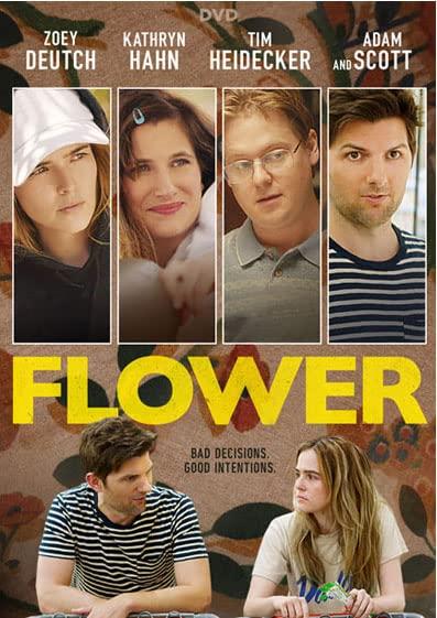 Flower DVD