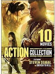 10-Movie Action Collection de John Savage