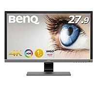 BenQ 27.9インチ 4K EL2870U