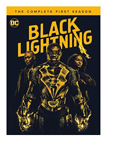 Black Lightning: Season 1 DVD