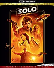 SOLO: A STAR WARS STORY [Blu-ray] by Alden…