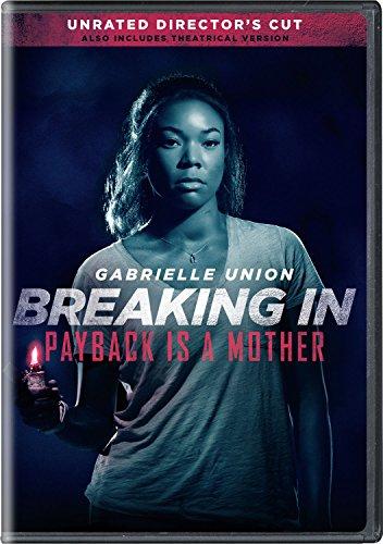 Breaking In DVD