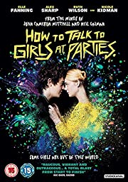 How To Talk To Girls At Parties [DVD] [2018]…