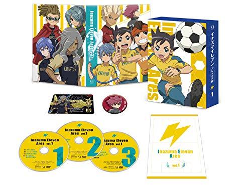 イナズマイレブン アレスの天秤 DVD BOX 第1巻
