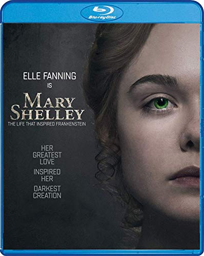 Mary Shelley [Blu-ray] DVD