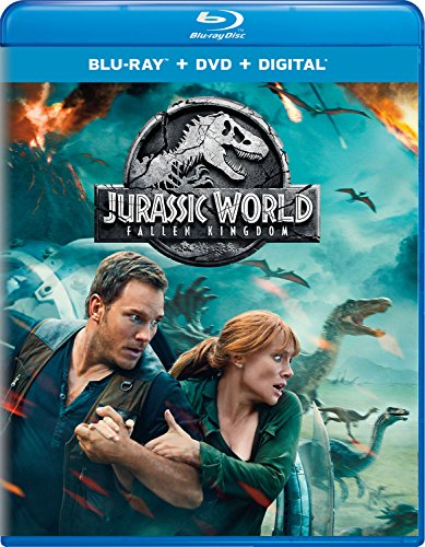 Jurassic World: Fallen Kingdom Blu-ray