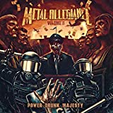Volume II - Power Drunk Majesty (2018)