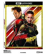 ANT-MAN AND THE WASP [Blu-ray] av Paul Rudd