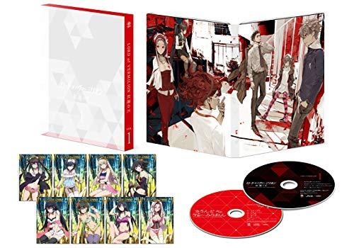 ロード オブ ヴァーミリオン 紅蓮の王 BOX1 [DVD]