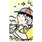コボちゃん XFVGA(480×854)壁紙 田畑小穂(たばた こぼ)