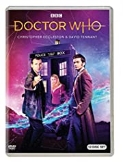 Doctor Who: The Christopher Eccleston &…