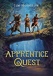 Apprentice Quest (Ozel the Wizard Book 1) de…
