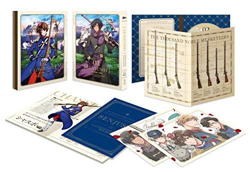 千銃士 vol.02(イベントチケット優先販売申込券) [Blu-ray]