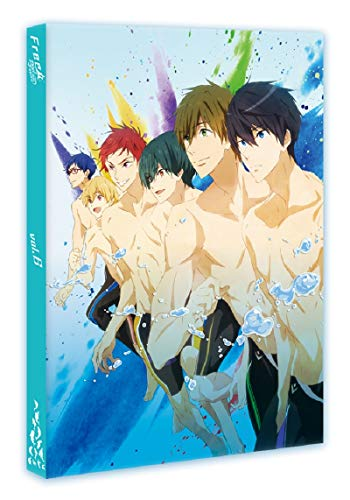 Free! -Dive to the Future- 6 [Blu-ray]