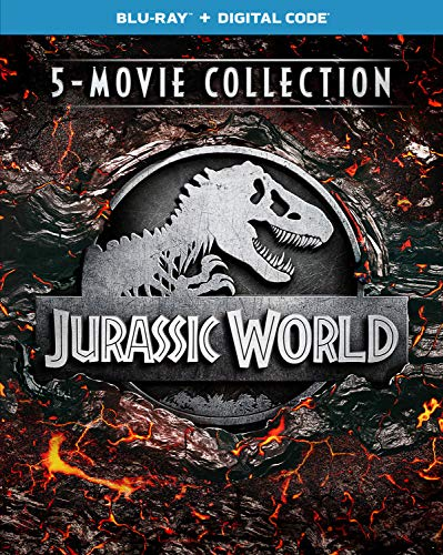 Jurassic World: 5-Movie Collection Blu-ray
