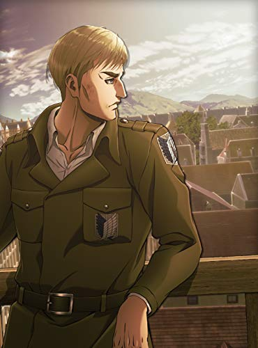 TVアニメ「進撃の巨人」 Season 3 2 (初回限定版) [Blu-ray]