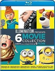 Illumination Presents: 6-Movie Collection…