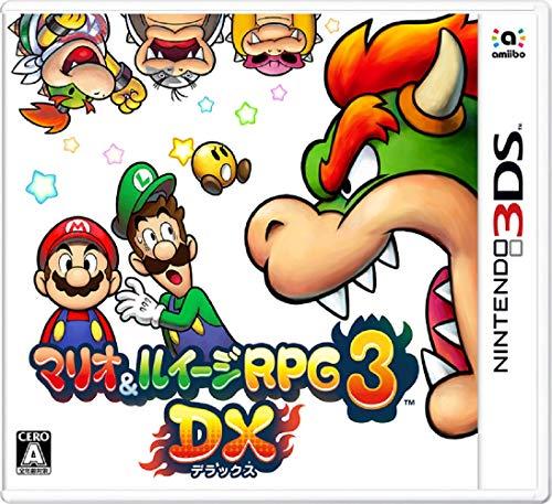 マリオ&ルイージRPG 3 DX 【3DS】