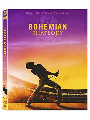Bohemian Rhapsody Blu-ray