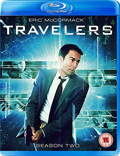 Travelers: Season Two [Blu-ray]
