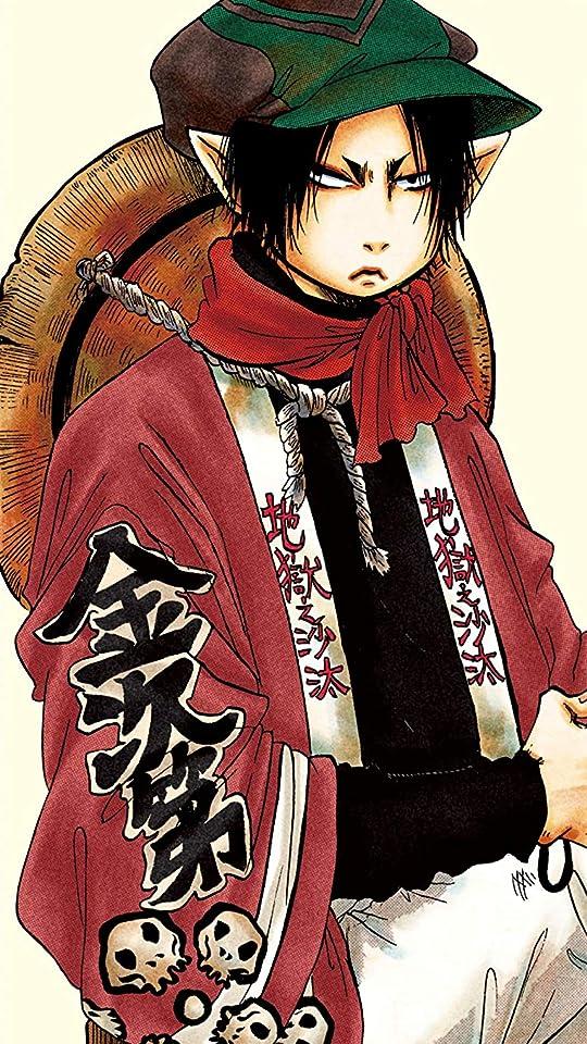 鬼灯の冷徹 鬼灯(ほおずき) QHD(540×960)壁紙画像