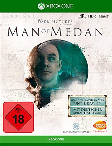 The Dark Pictures - Man of Medan