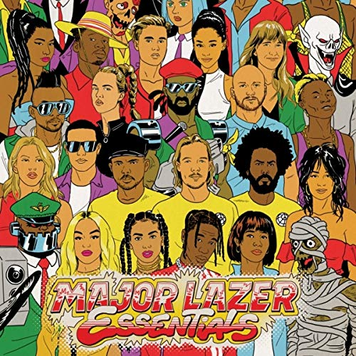 Best Hits: Major Lazer