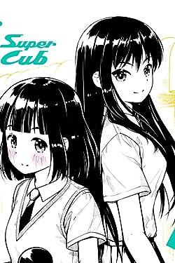 スーパーカブの人気壁紙画像 小熊(こぐま),礼子(れいこ)