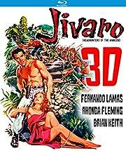 Jivaro 3-D [Blu-ray] de Rhonda Fleming