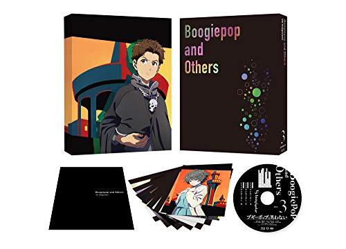 ブギーポップは笑わない 第3巻 [Blu-ray]