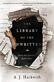 The Library of the Unwritten (A Novel from…