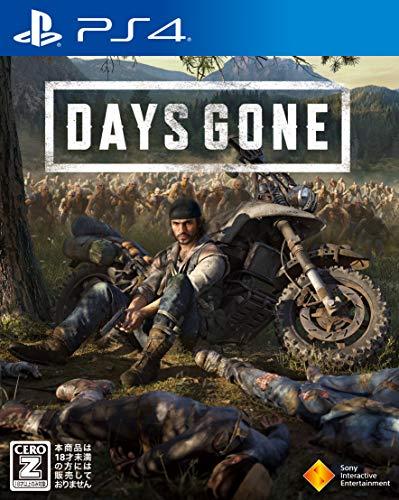 【PS4】Days Gone  ( デイズゴーン ) 【早期購入特典】 バイクアップグレードパック /ドリフタークロスボウ早期アンロック をダウンロード出来るプロダクトコ...