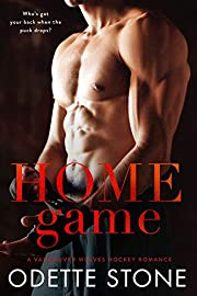 Home Game (A Vancouver Wolves Hockey Romance…