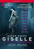 Akram Khan's Giselle [Tamaro Rojo; James Streeter; Jeffrey Cirio; Stina Quagebeur; English National Ballet] [Opus Arte: OA1284D]