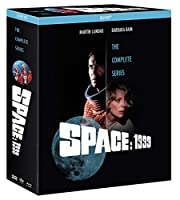 Space: 1999 - The Complete Series [Blu-ray]…