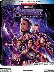 AVENGERS: ENDGAME [Blu-ray] af Joe Russo…