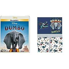 【Amazon.co.jp限定】ダンボ MovieNEX(オリジナルWポケットクリアファイル付き) [ブルーレイ+DVD+デジタルコピー+MovieNEXワールド] [Blu-ray]