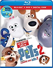 The Secret Life Of Pets 2 [Blu-ray DVD…