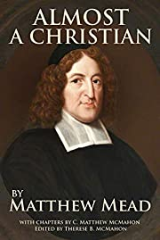 Almost a Christian [Kindle] de Matthew Mead