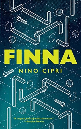 Finna (Finna #1) by Nino Cipri