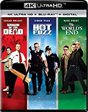 Shaun of the Dead / Hot Fuzz / The World's…