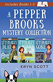 A Pepper Brooks Mystery Collection: A Cozy…