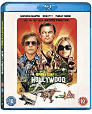 Once Upon a Time in... Hollywood [Blu-ray]…